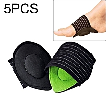 5 Pairs Strutz Cushioned Foot Pad Relief of Foot Pain