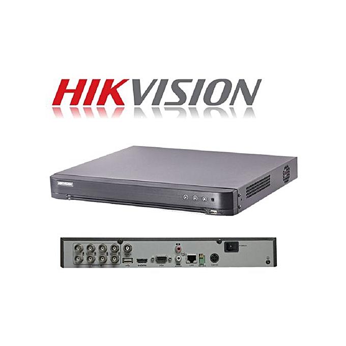Hikvision DVR 8 channel HD