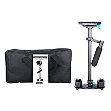 Cameras Stabilizer S60T Carbon Fiber Handheld Stabilizer With Quick Release Plate For DSLR Cameras