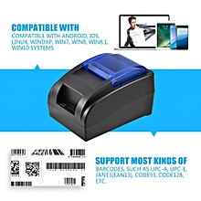 USB Thermal Receipt Printer POS Printing for iOS Android Windows Linux