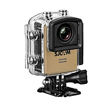 SJCAM M20 2160P 16MP 166 Degree Novatek 96660 WiFi Action Camera Car Sport DV Recorder Gold JY-M