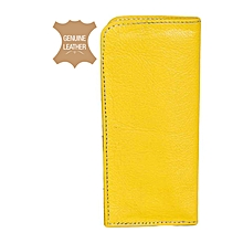 Yellow Spectacle Case