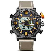 Sport Quartz Watch 3ATM Water-resistant Men Watches Backlight Wristwatches Male Relogio Musculino Chronograph