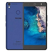 "Camon CX Air, 5.5"", 16GB, 2GB RAM, (Dual SIM), Elegant Blue"