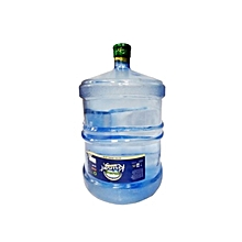 Mineral Water Refill & Bottle 20 L