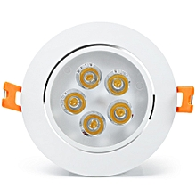 6 x 450LM 5W Recessed LED Downlight Ceiling Light - White Light