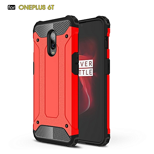 low priced b8fb8 857a4 Hard Armor Defender Case for OnePlus 6T
