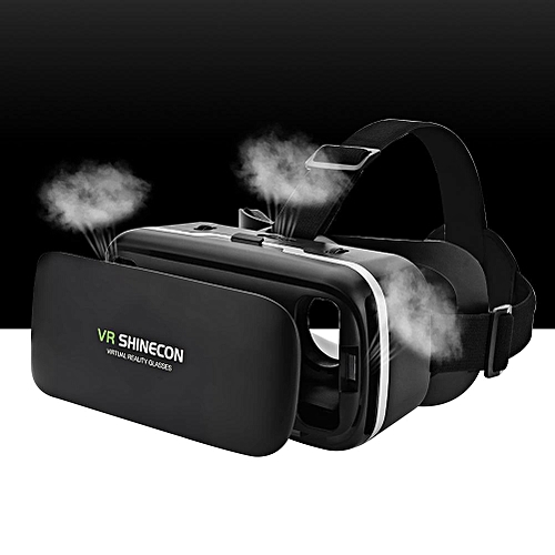 """Virtual Reality Headset 3D VR Glasses Goggles for 4.0""""-6.0"""" Android iOS WIN Smartphones"""
