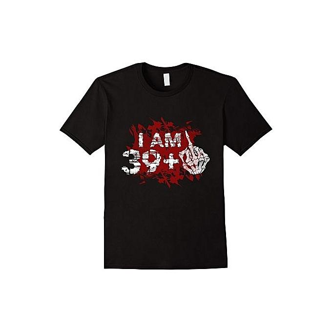 4fe9f7594 Fashion I Am 39 + Plus Middle Funny Finger 40th Birthday Gift T ...
