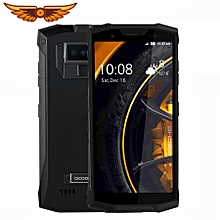 "S80 6GB+64GB 4G Walkie-Talkie Rugged Phone Android 8.1 5.99"" Octa Core 10080mAh Smartphone - Black"
