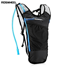 Bicycle Cycling Sports Running 5L Lightweight Breathable Hydration Backpack with 2L Non-toxic Water Bag