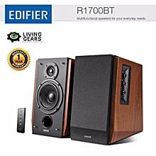 Edifier R1700BT Multifunctional 2.0 Bluetooth Bookshelf Speaker SWI-MALL
