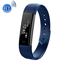 Fitness ID115 Heart Rate Smart Watch – Blue