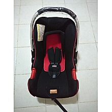 Portable Infant Car Seat - 0-13 months - Red
