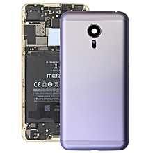 Battery Back Cover for Meizu MX6(Silver)