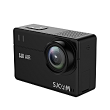 """SJ8 Air - 2.33"""" Native 1296P Touch Screen WiFi Action Camera Simplified Version  - Black"""