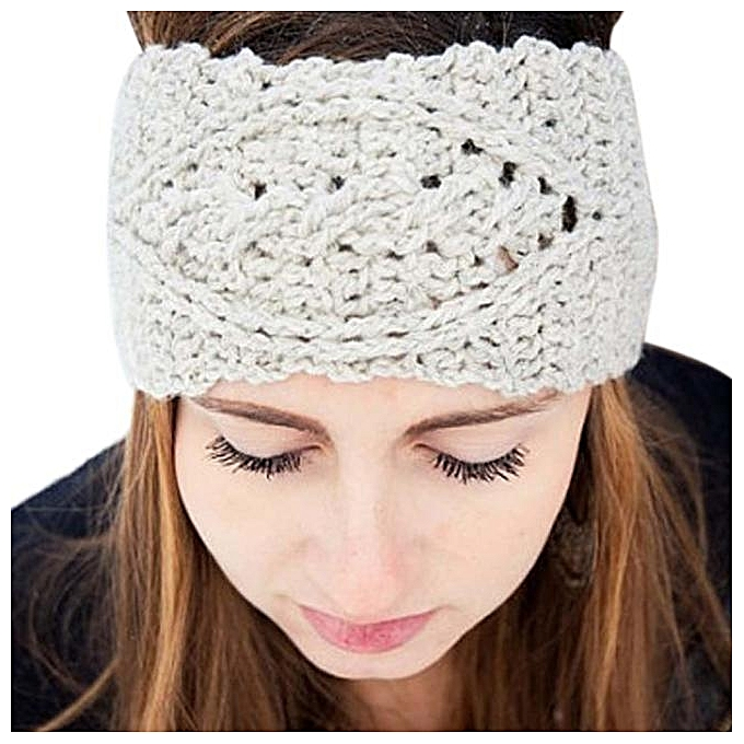 Eissely Womens Winter Warm Hat Skiing Cap Knitted Empty Skull Beanie ... 3308cf7e90c