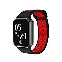 KALOAD QW11B Heart Rate Blood Pressure Blood Oxygen Monitoring IP67 Waterproof Smart Wristband