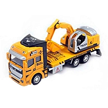 New Teekeer Mini Car Alloy Wheel Car Model Construction Tools Engineering Vehicle Truck