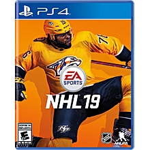 PS4 Game NHL 2019