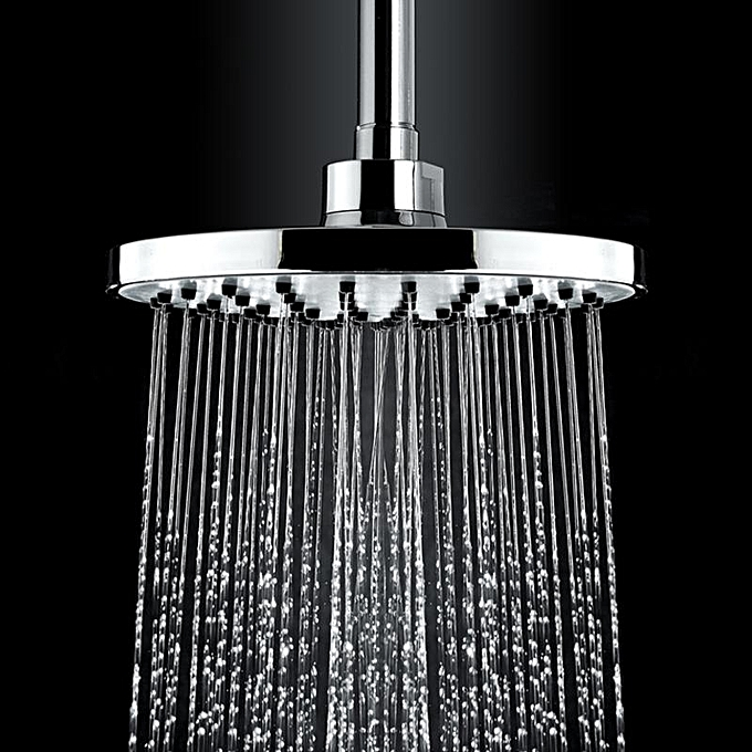 Frap Shower Head Overhead Rainfall Single Handle Cold And Hot Water Mixer F2409