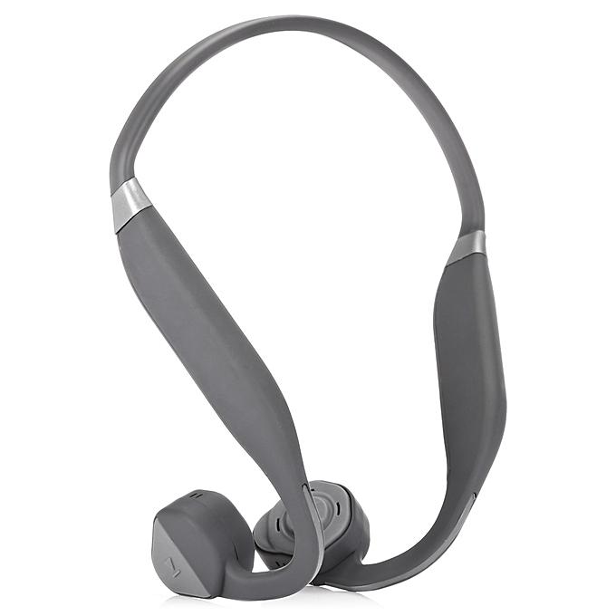 e466771f6c4 Vidonn F1 Wireless Bone Conduction Bluetooth Headset-GRAY @ Best ...