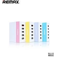 Remax Ming Series 5U RU-U1 Charger EU Plug