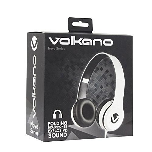 Nova Series Headphones - White