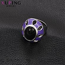 XUPING Fashion women's  Platinum Ring