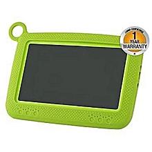 """C703 - Kids Tablet - Dual Core - 7"""" - 8GB ROM - 512MB RAM - 0.3MP Camera - Wi-Fi – Green"""