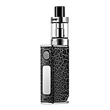 OR One-button Control E-Cigarette Kit 1500mAh Battery 80W Vape Box Mod-black