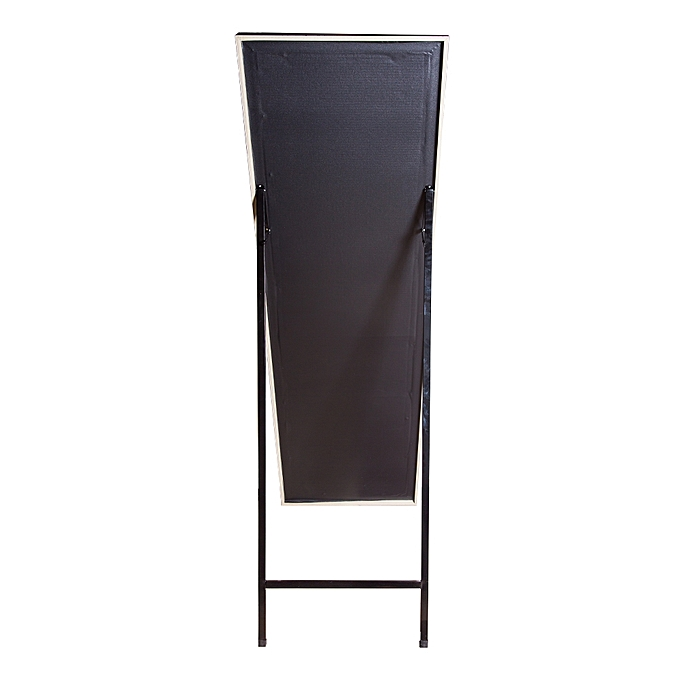 Buy Domus Standing Mirror with Frame - 40cm x 150cm - Dark Brown ...