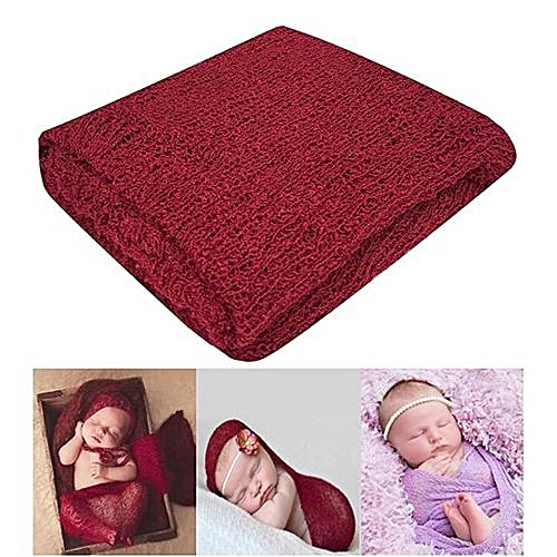 c1511cdbf34 Generic Newborn Baby Stretch Wrap Photo Props Wrap-Baby Photography Props