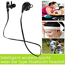 Sport Wireless Bluetooth V4.0 Stereo Neckband Headset Earphone Earbuds Headphone