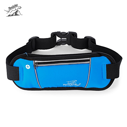 118e0344bf8b Tanluhu 363 Outdoor Sport Water Resistant Running Waist Bag Camping Hiking  Phone Pack