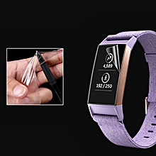 TA HD full screen film charge3 bracelet tpu explosion-proof soft
