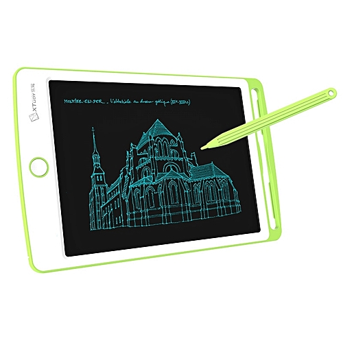 WP9308 8.5 inch LCD Writing Tablet High Brightness Handwriting Drawing Sketching Graffiti Scribble Doodle Board or Home Office Writing Drawing(Green)