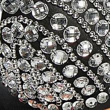 6ffb2a23c843a Women  039 s Fashion New Punk Lady Goth Silver Studded Bra ...