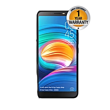 Camon X, 16GB, 3GB (Dual SIM), Midnight Black