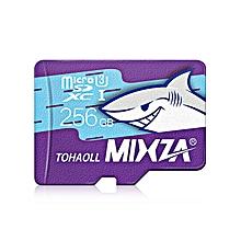 Ocean Series 256GB Micro SDXC Memory Card Storage Device - Blue