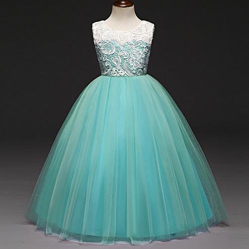 01846831b Fashion Children Dresses For Girls Kids Formal Wear Princess Dress ...