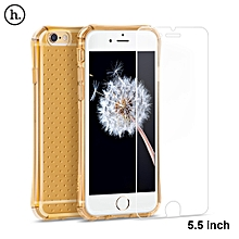 HOCO Armor Anti-explosion Phone Case with High Definition Screen Protective Film for iPhone 6 Plus / 6S Plus