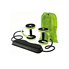 Home Training Revoflex Xtreme Fitness Exercise Trainer - Green & Black