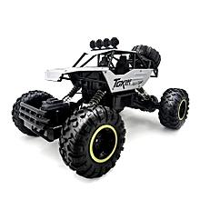 6026 1/12 2.4G Alloy Body Shell Rock Crawler RC Buggy Car