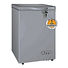 AF-C22 - 227L - 8 Cu.Ft - Chest Freezer - Grey