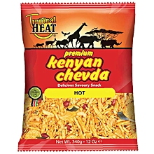 Heat Kenyan Chevda Hot - 340g