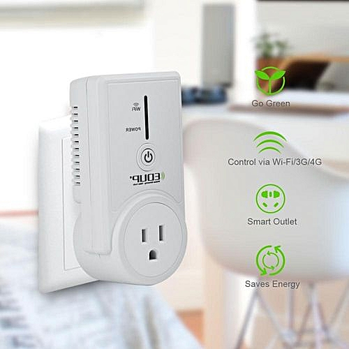 Smart Socket Wireless Wifi Remote Switch Control Power Plug Smart Phone  Control Outlet US Plug
