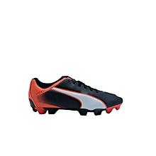 F/Ball Boots Adreno Fg Moulded Men- 10341809black/Orange- 10