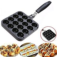 【Buy 1 Get 1 Gift】YOSOO 16 Holes Takoyaki Grill Pan Octopus Ball Plate Cooking Baking Tools Kitchen Accessories