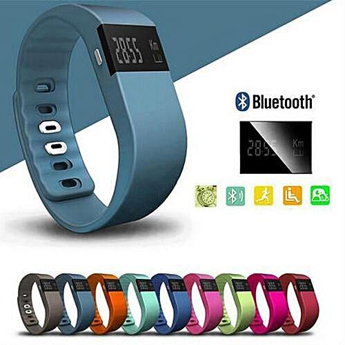 Smart Band Fitness Tracker Bluetooth 4 0 Wristband Pedometer Bracelet For Iphone Samsung Smartband Tw64 Pk